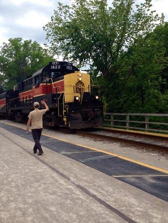 Cuyahoga Valley Scenic Railroad: CVSR headed in !