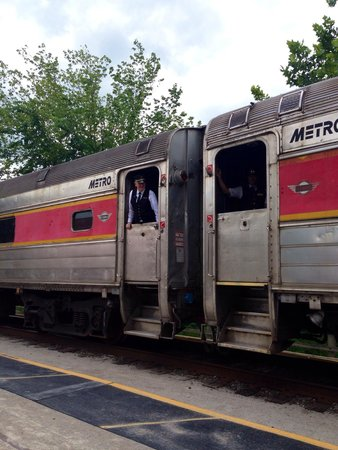 Cuyahoga Valley Scenic Railroad: CVSR