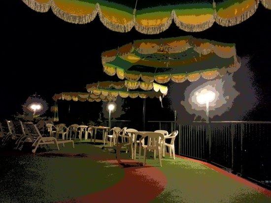 Orizzonte Blu di Tropea Hotel: terrazza panoramica