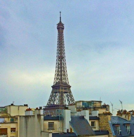 Shangri-La Hotel Paris: Beautiful View