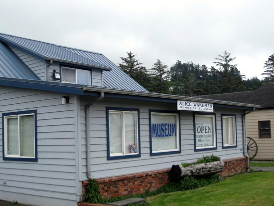 Curry Historical  Museum