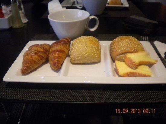 Novotel Lille Centre Grand Place : Petit déjeuner