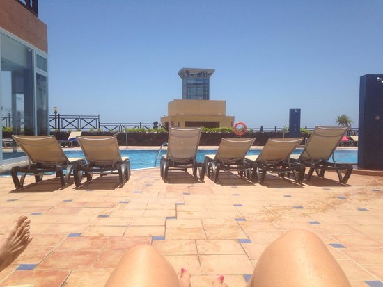 Occidental Jandia Playa: Spa
