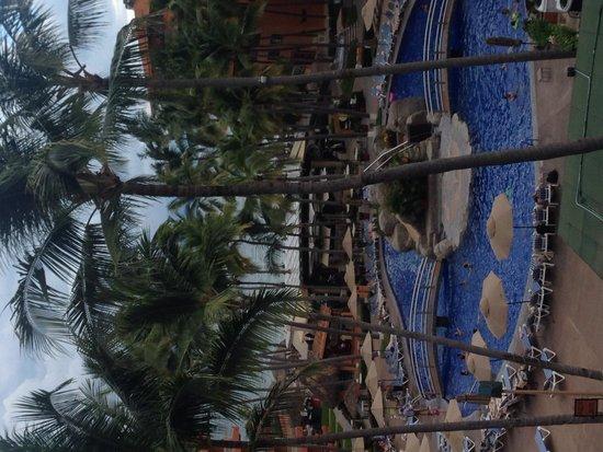 Villa del Palmar Beach Resort & Spa: Lovely views