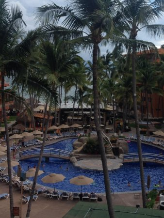 Villa del Palmar Beach Resort & Spa: Lovely views