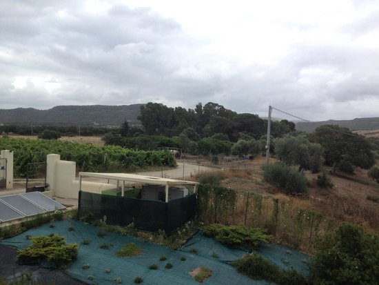 Alghero Resort Country Hotel: Vue environnante