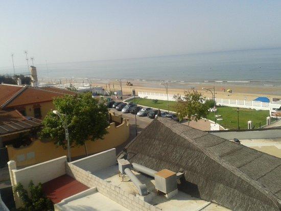 Hotel Flamero: vistas de la playa