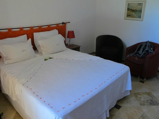 Hotel Villa Terra Viva: Lovely suit/bed