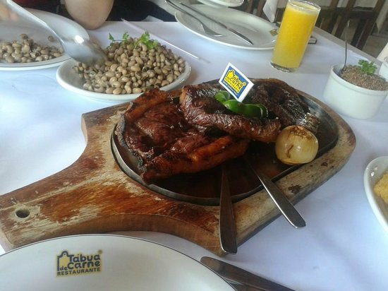 Tabua de Carne - Ponta Negra : Vamos almoçar???
