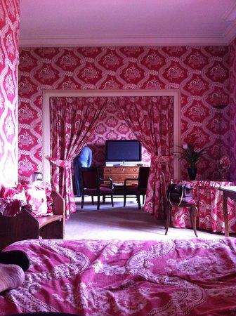 Château d'Igé : Our fabulous Suite