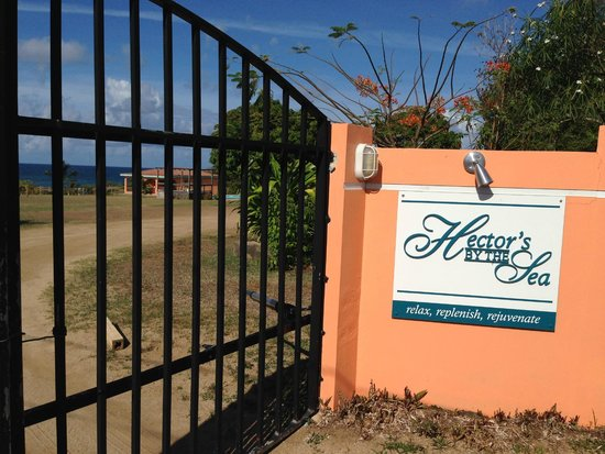 Hector's by the Sea: Entrance to Hector's