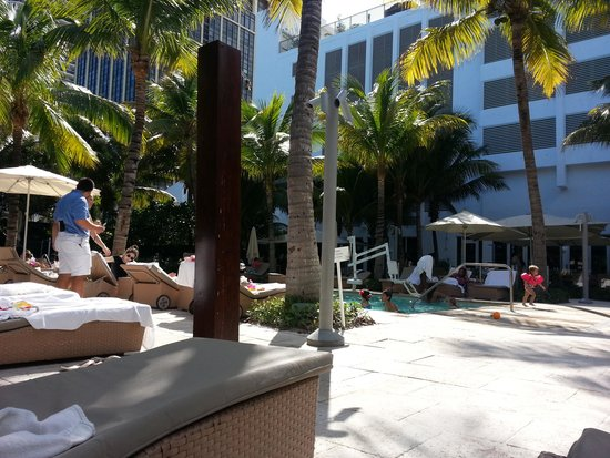 Miami Beach Resort and Spa: Piscina