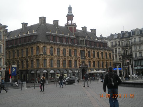 Place Rihour Picture Of Office De Tourisme Et Des Congres De Lille