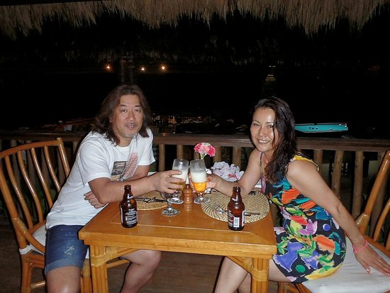 El Nido Resorts Miniloc Island : 食事