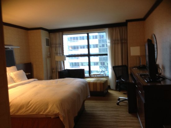 Renaissance New York Times Square Hotel: Room