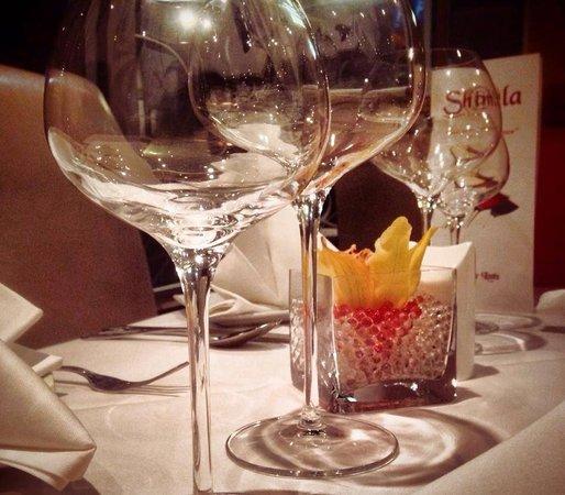 Shimla Palace Restaurant: The capture