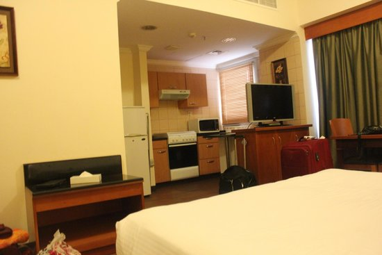 Fortune Grand Hotel Apartment : Studio room
