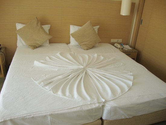 Sealight Resort Hotel: chambres toujours nickels