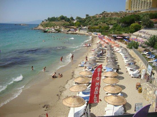 Sealight Resort Hotel: la plage