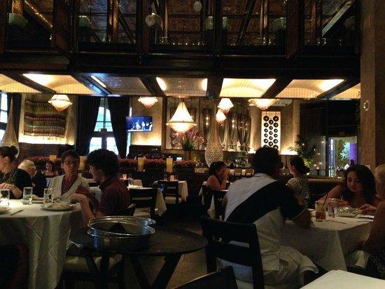 Lavo Restaurant: Интерьер