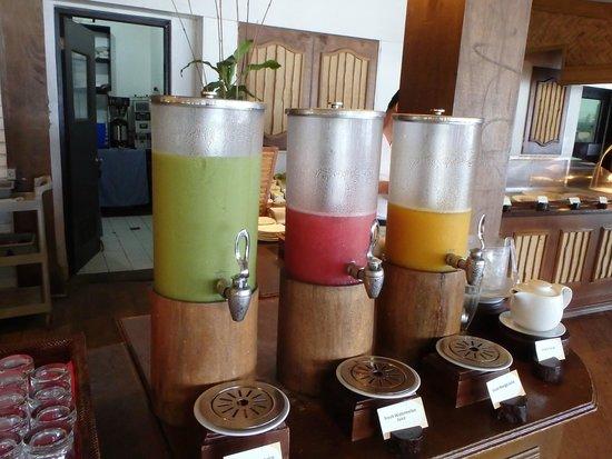 El Nido Resorts Lagen Island: レストラン