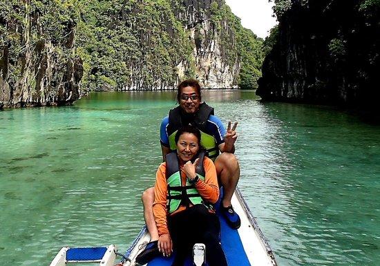 El Nido Resorts Lagen Island : ラグーン