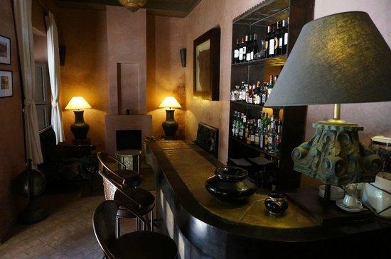Riad Noir d'Ivoire: Bar
