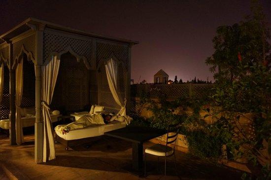 Riad Noir d'Ivoire : Terrace