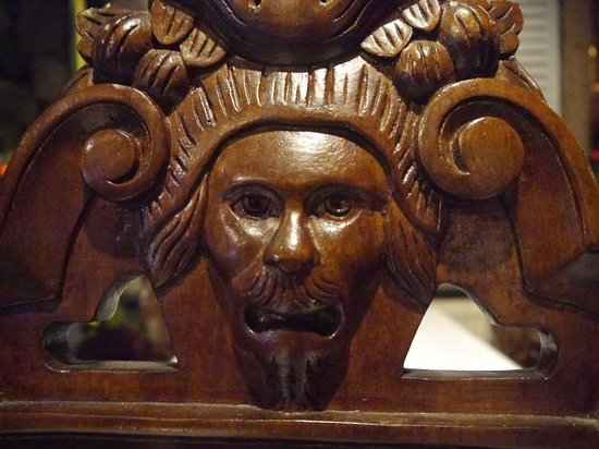 Lalibela: Lion Wood Carving