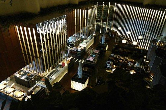 Crowne Plaza Bangkok Lumpini Park : 파노라마 레스토랑