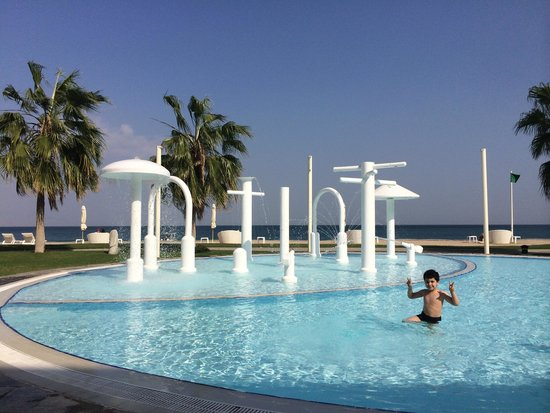 Radisson Blu Resort Fujairah: Kids pool