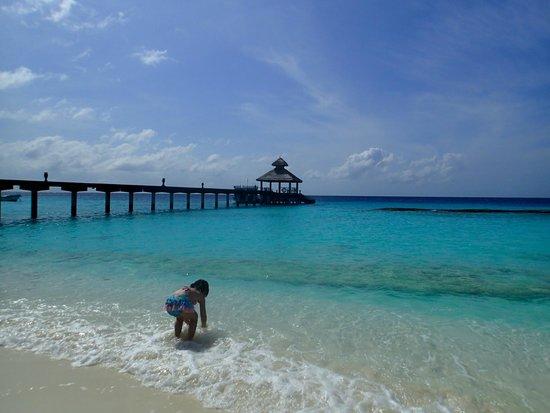 Reethi Beach Resort: 碼頭