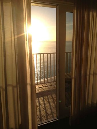 LaPlaya Beach & Golf Resort, A Noble House Resort: Sunset view
