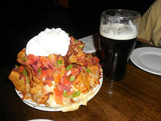McMullan's Irish Pub: Irish Nachos