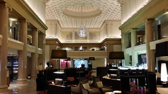 Renaissance Denver Downtown City Center Hotel: Lobby