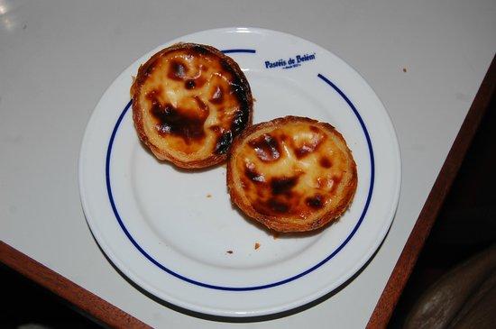 Pasteis de Belem : Egg tarts
