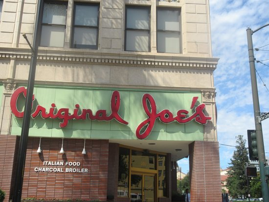 Original Joe's Restaurant: Orignial Joe's San Jose, CA