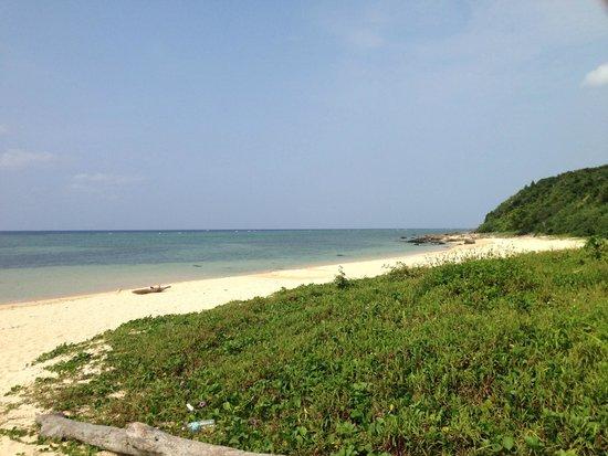 Haemida Beach : 景観