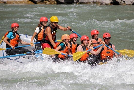 Canyon Raft Company: Splash