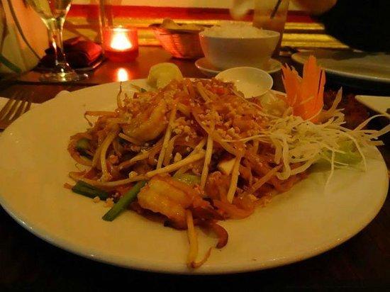 The Old Siam : pad thai