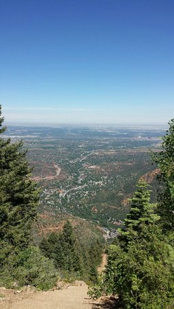 Manitou Springs Incline: I made it
