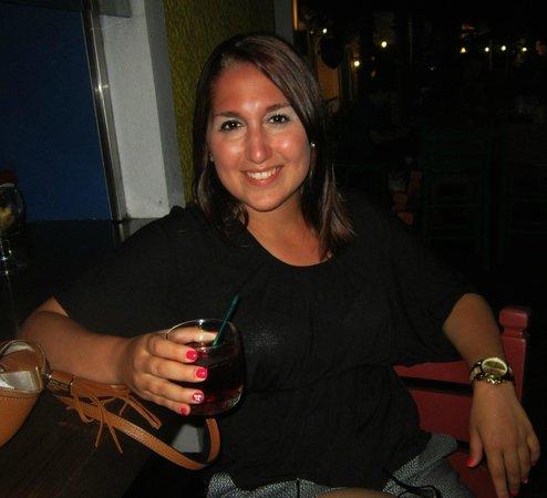Bimini Road: Great drinks!