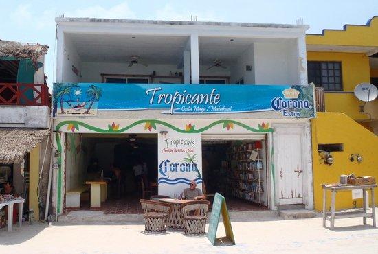 Tropicante Ameri-Mex Grill, Mahahual, Mexico