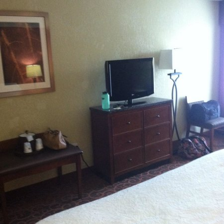 Hampton Inn - College Park: TV