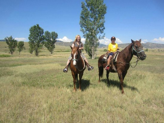 Chatfield State Park : Horseback riding