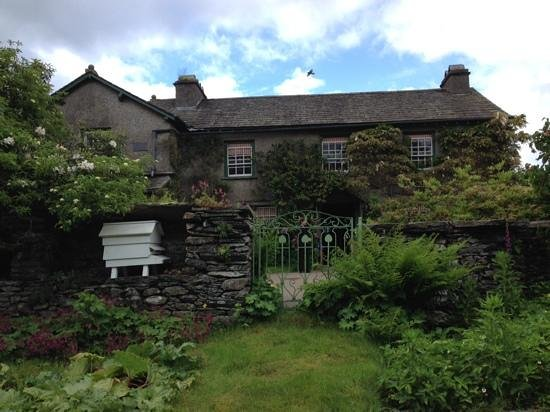 Hill Top, Beatrix Potter's House: Hill Top Hause