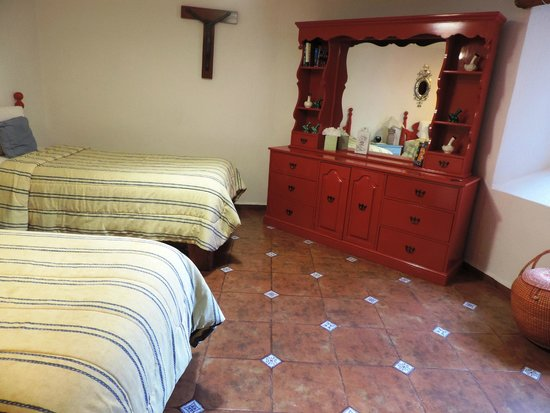 El Zopilote Mojado: My room