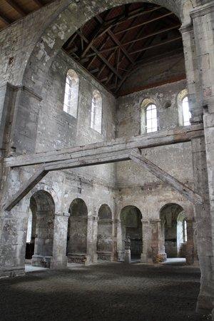 John Cage Orgelprojekt: Burchadi-Kirche in Halberstadt - Aufführungsort von ASLSP