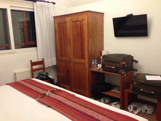 Tierra Viva Cusco Centro: Vista interna apartamento