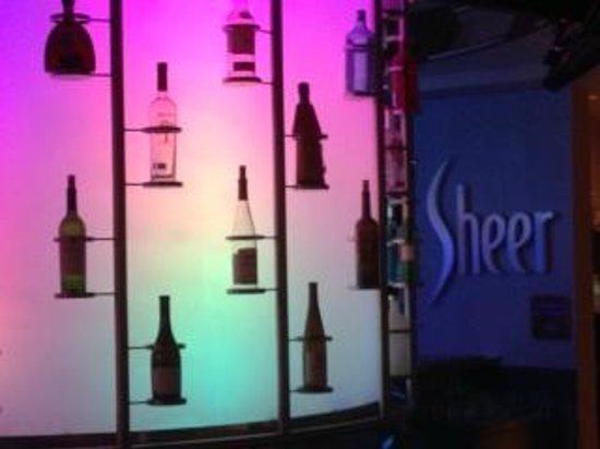 Harrah's Joliet: Sheer Bar